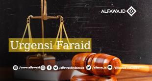Urgensi Faraid
