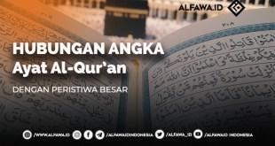 Hubungan Angka Ayat Al-Qur'an Dengan Peristiwa Besar