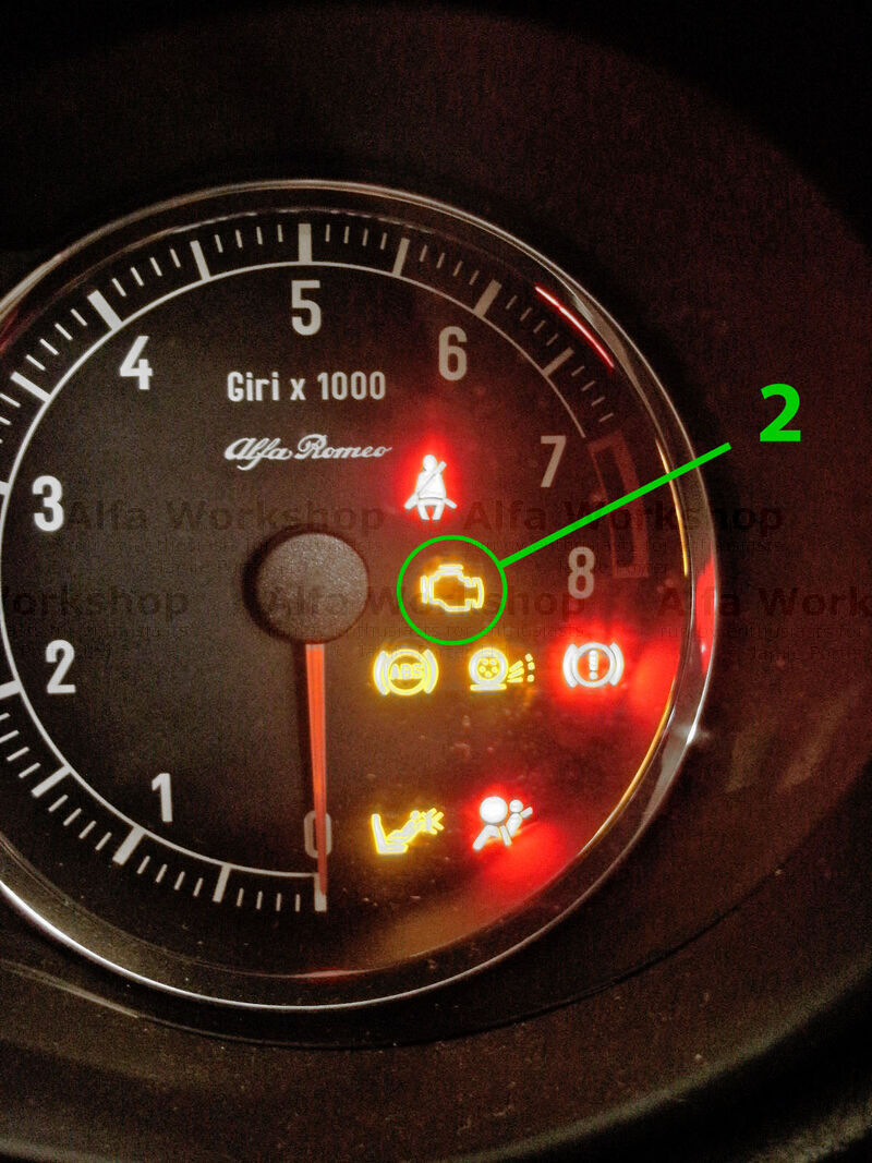 Fuse Diagram 147 And Gt Warning Lights Explained