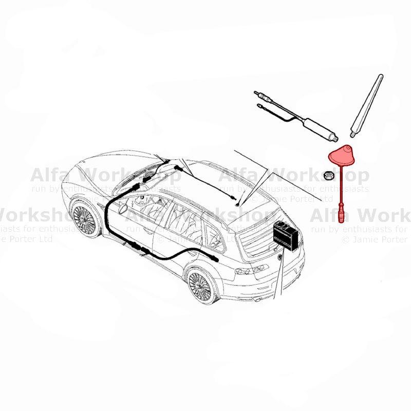 Alfa Romeo Radio