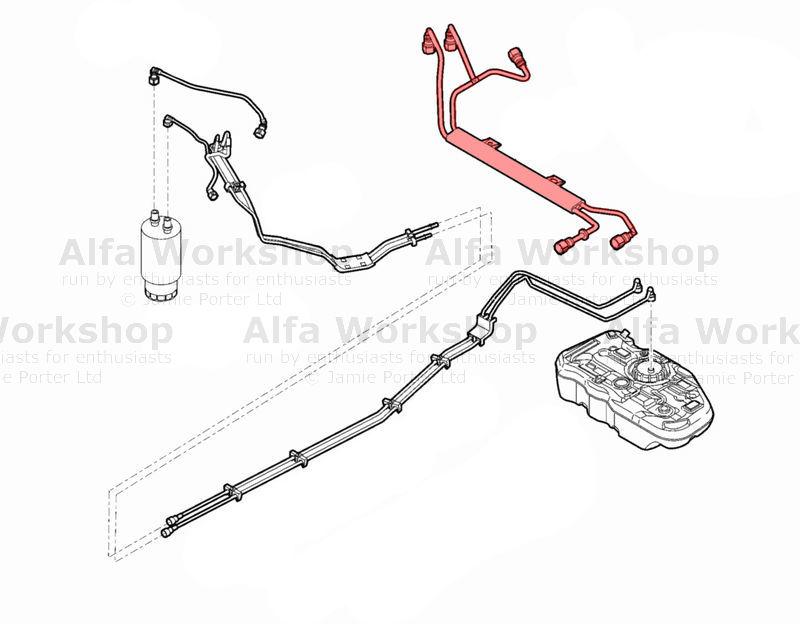 Alfa Romeo MiTo Fuel Pump