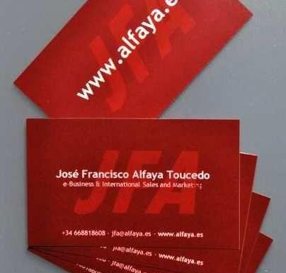 JFA   e-Business & International Sales and Marketing