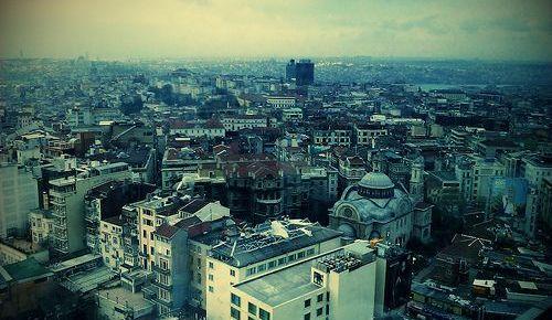 Istanbul Dec 2010
