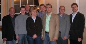 Alfener CDU Kandidaten für die Kommunalwahl 2009