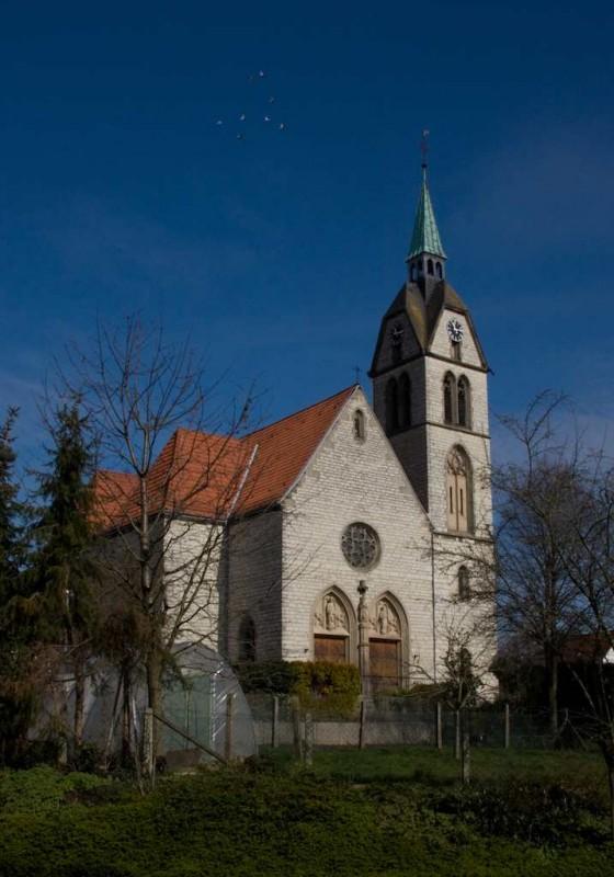 Pfarrkirche Alfen