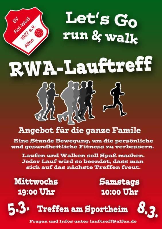 RWA-Lauftreff