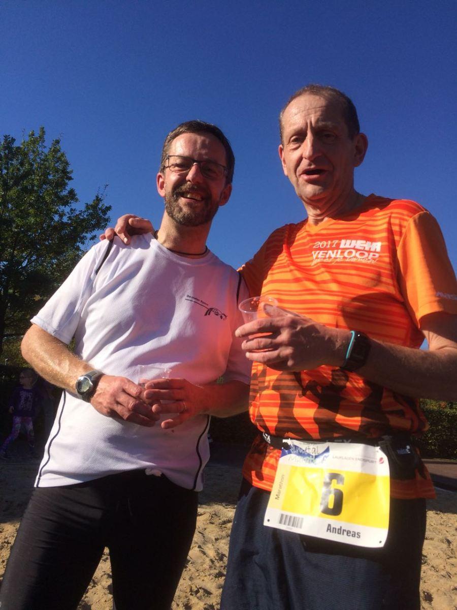 Allemal-Marathon - Abschnitt Alfen