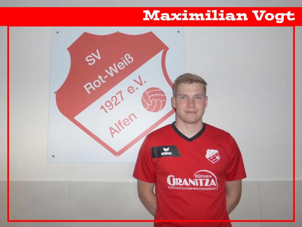 RWA Fußball News: Vogt, Kaiser-Bunse , Howlett