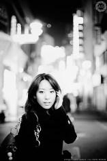 Akiko in Shibuya