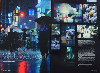 Feature in Eurobiz magazine, Tokyo