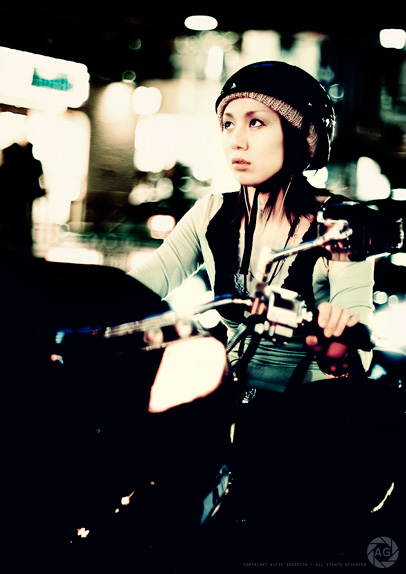 Scooter-Girl