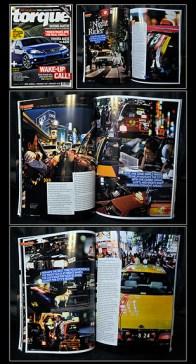 Feature for Torque magazine, Singapore
