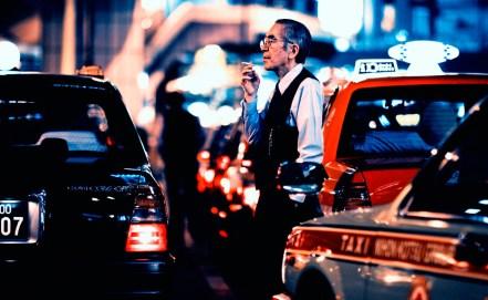 Smoke-break, Ueno