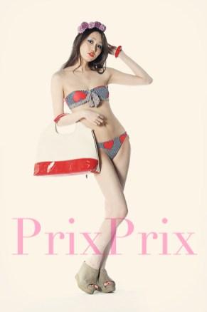 Studio fashion for PrixPrix