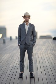 Ben: post-wedding shoot in Yokohama