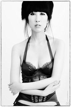 Mari Nishimura, model: portfolio shot