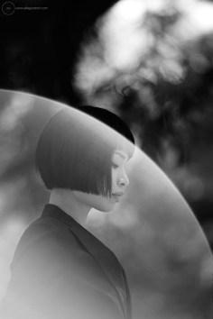 Tokyo-based model, Shinyong Lee