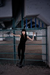Mari: location shoot in Tokyo