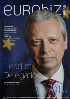 EU Ambassador for Eurobiz