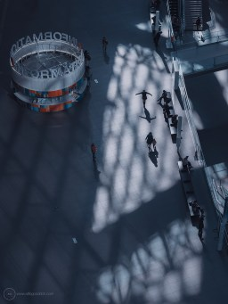 International Forum, Tokyo with H4D-40 & 100mm lens