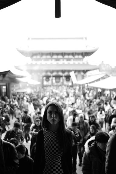 Reverie at Asakusa