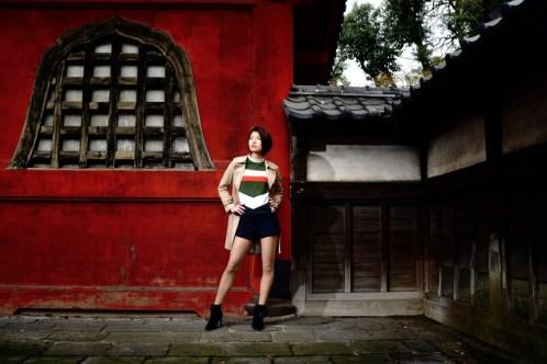 Norie for Housing Japan magazine