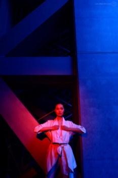 Mari at Tokyo International Forum