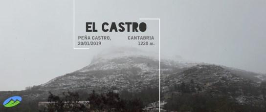 MendiaK: El Castro (Rucandio)