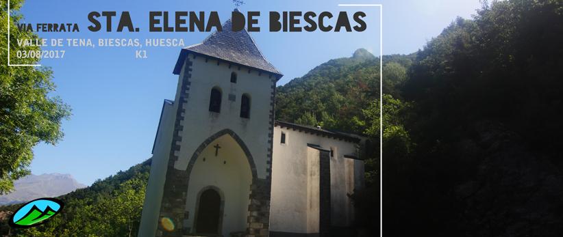 Santa Elena de Biescas