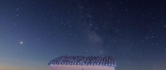 photogrAFI: Vía Láctea en Sandoval de la Reina (Burgos)