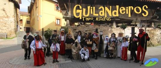 Especial Mascaradas: Guilandeiros de Tineo