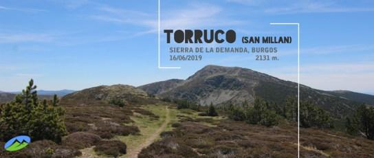 MendiaK: Torruco (San Millán) por Altuzarra