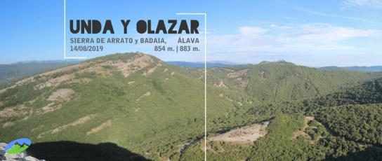 MendiaK: Unda y Olazar