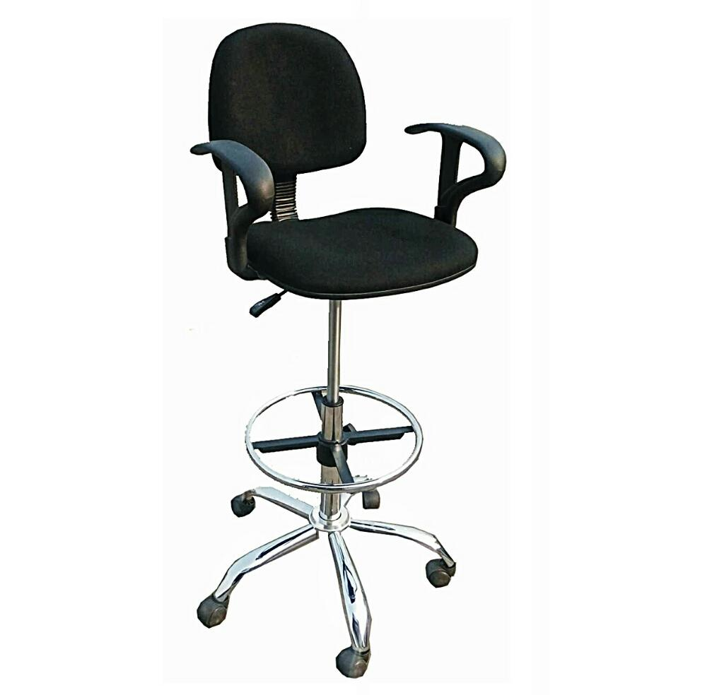 ergonomic chair nigeria elegant covers for sale cashiers office high swivel with armrest  alfim