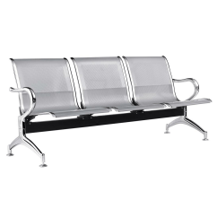 Ergonomic Chair Nigeria Covers Jcpenney 3 Seater Airport Reception Waiting Office  Alfim