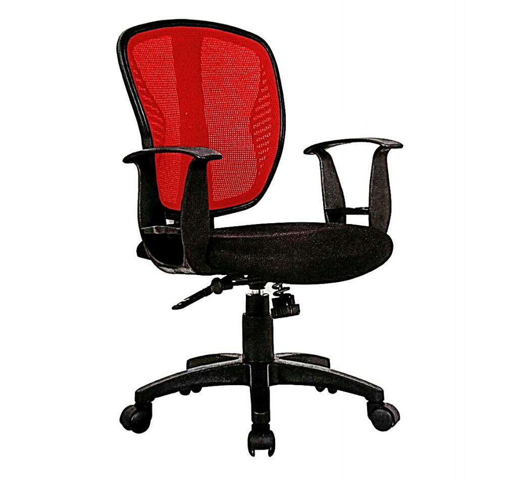 ergonomic chair no armrests discount patio chairs emel brushed pb mesh and fabric swivel office