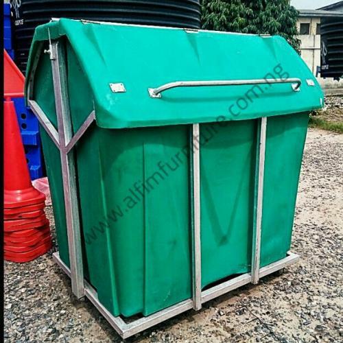 2000 Litre mammoth waste bin