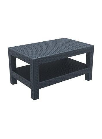 Garden Rattan center table