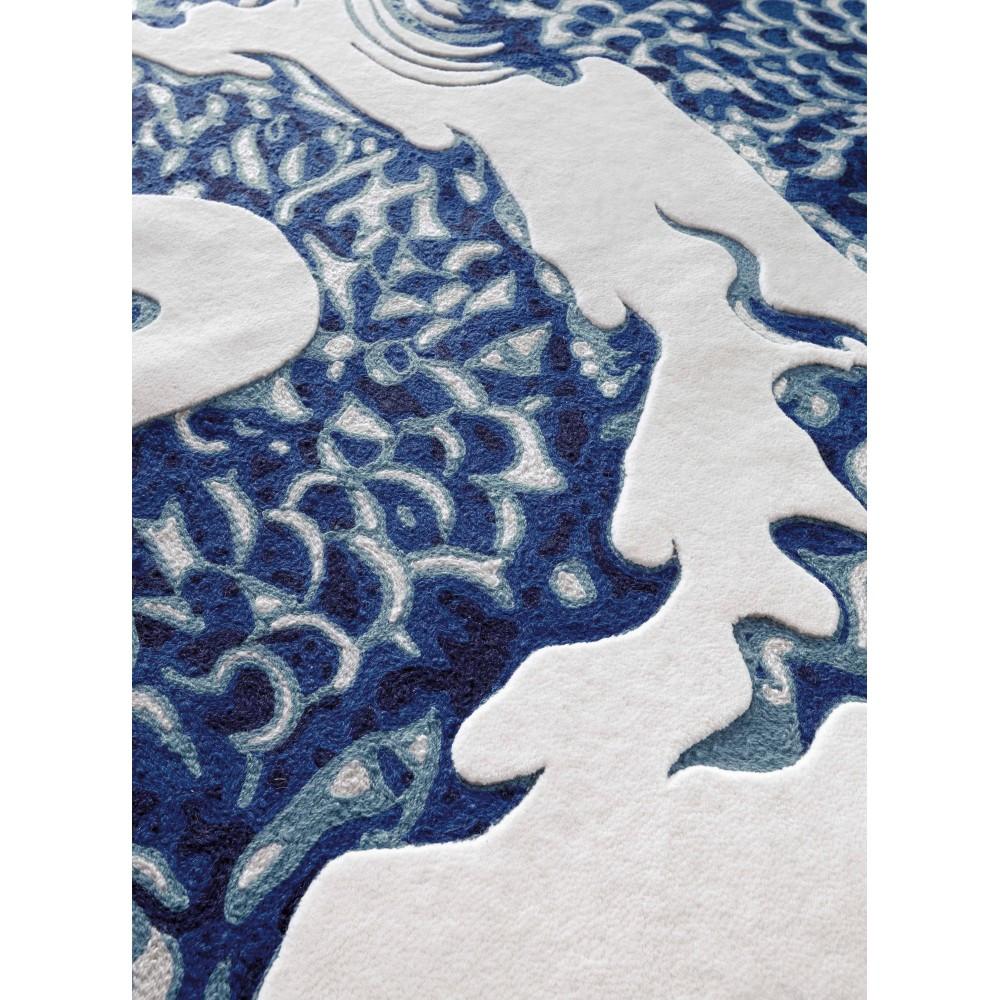 Alfombras redondas modernas de lujo alfombras modernas for Alfombras chinas