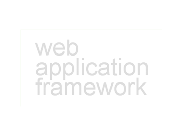 Alfonso Balcells Recursos Web application frameworks