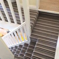 Stairs Carpet - Alfords Flooring