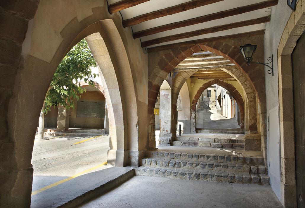 Porxos del  Mercadal. (10)