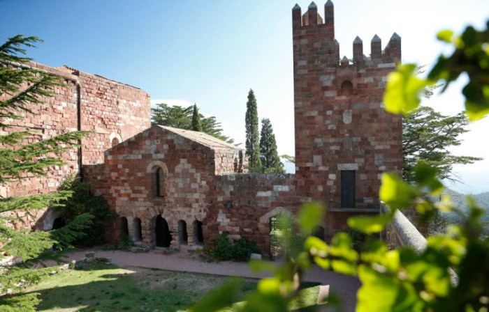 castell-escornalbou