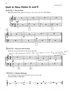 Sight Reading 1A, p.10