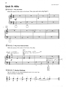 Sight Reading 1B, p.20