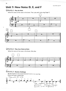 Sight Reading 1A, p.16