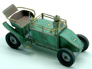 Auto elettrica 1895