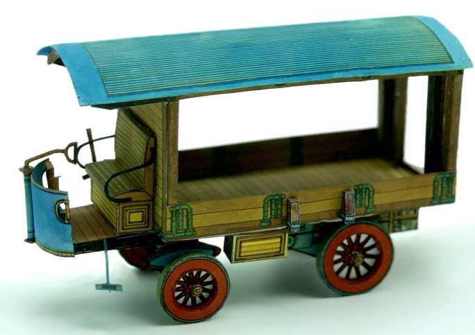 Automobile Tatra 1898