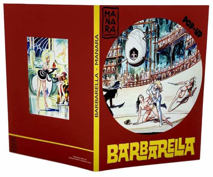 Barbarella - Manara