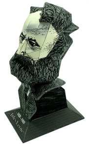 Busto Jules Verne